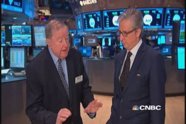 Cashin says hedgies covering shorts and going long