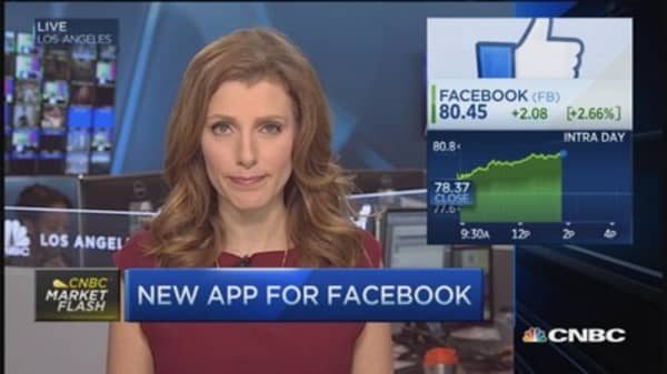 Facebook announces 'Rooms'