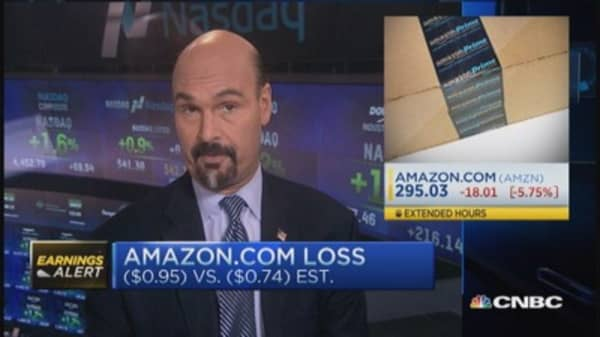 Amazon earnings disappointing: Pro