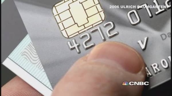 Why the US was slow to adopt secure credit cards
