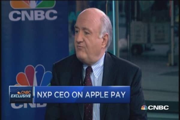 NXP CEO: Been fortunate to drive growth