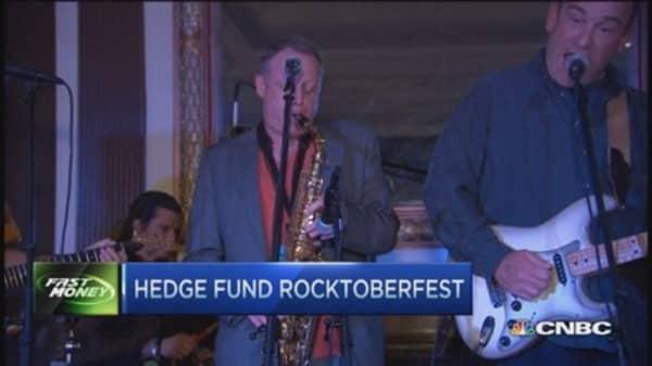 Hedge fund 'Rocktoberfest'