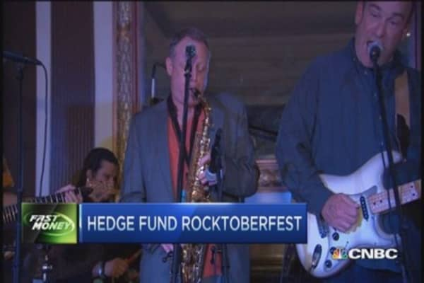 Hedge fund 'Rocktoberfest'