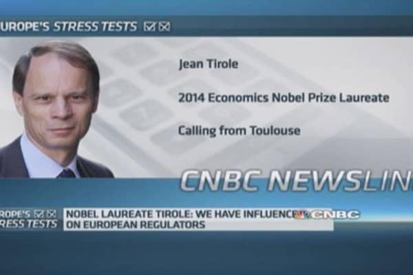 'We need more Europe': Nobel laureate