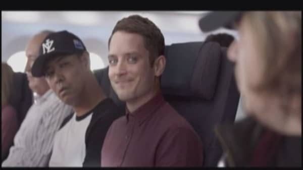 Best inflight safety video?