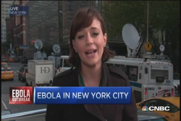 Ebola in New York: What we know