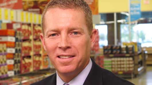 Jason Hart, Co-president of Aldi Supermarkets