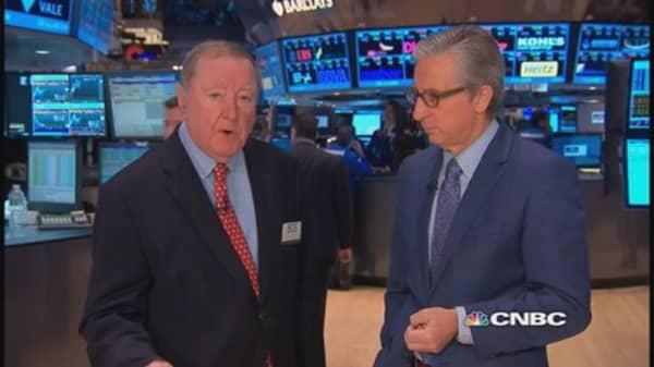 Cashin says expect volatility in oil