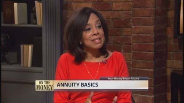 Ins & outs of annuities