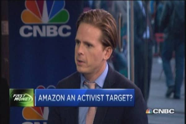 Amazon an activist target?