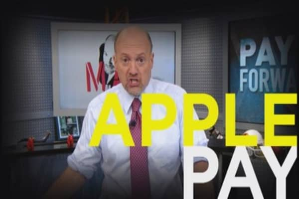 Cramer: Here's how to play Apple Pay