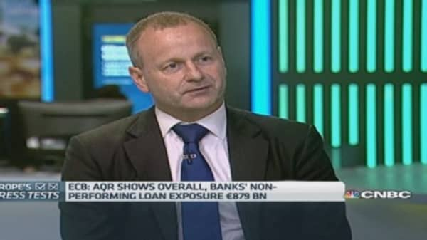 Bank tests 'as stressful as a walk in the park': Pro