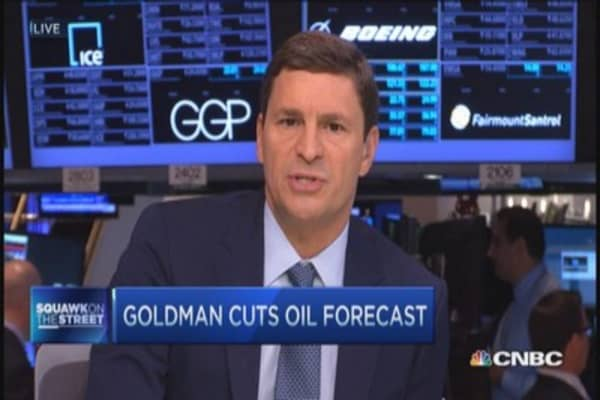 Cramer disputes Goldman's oil downgrade