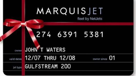Marquis Jet card.
