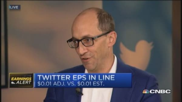 Twitter CEO: What drove results