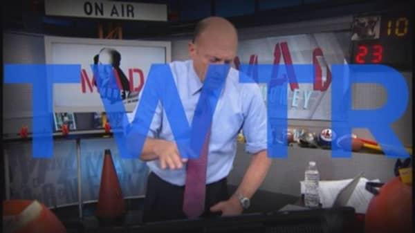 Cramer's long-term Twitter call