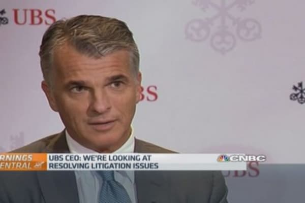 We take a 'proactive' stance on litigation: UBS CEO