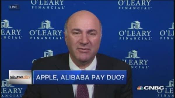 Google huge mistake in China: O'Leary