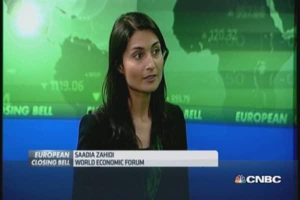 The gender gap is narrowing, warns WEF