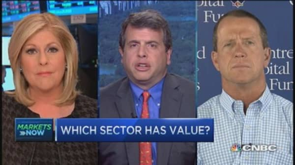 Sectors with value