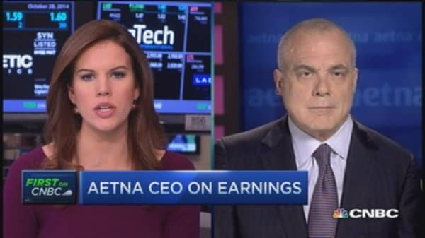 Aetna CEO on Obamacare evolution