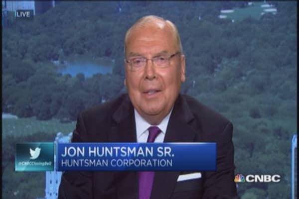 Huntsman: Romney an honorable man