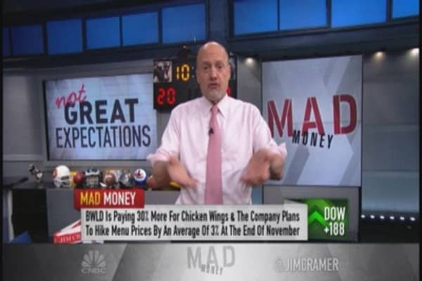 Cramer: Market marches to tune of expectations