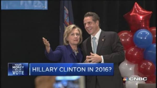 Hillary Clinton vs. Jeb Bush in 2016?