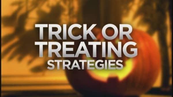Trick or treating strategies