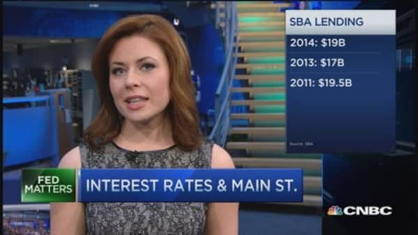 Rates & small business