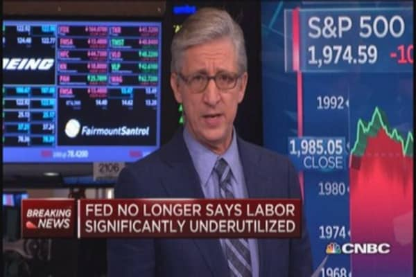 Pisani: Fed statement bullish