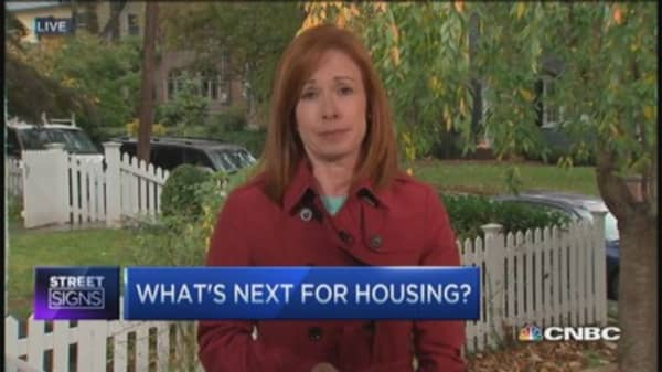 Fed's housing rescue