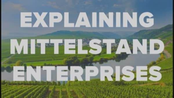 Explaining Mittelstand enterprises