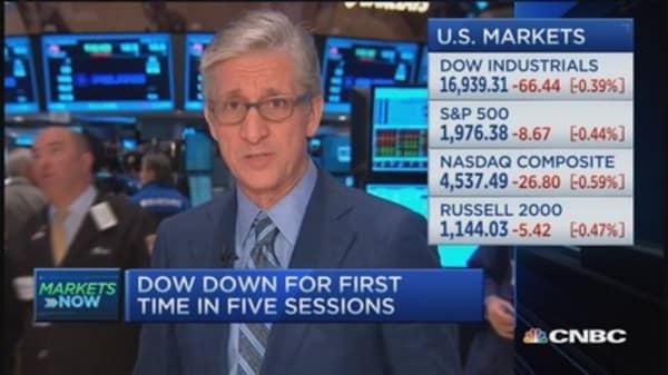Pisani: Fed building US economy