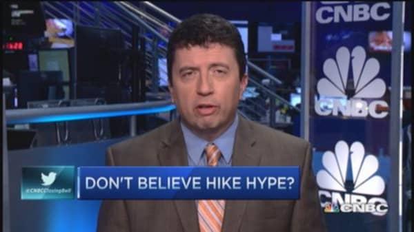 Don't believe hike hype?
