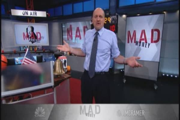 Cramer: Bubble in equities? Oh please