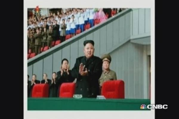 Kim Jung Un shows off new military restaurant