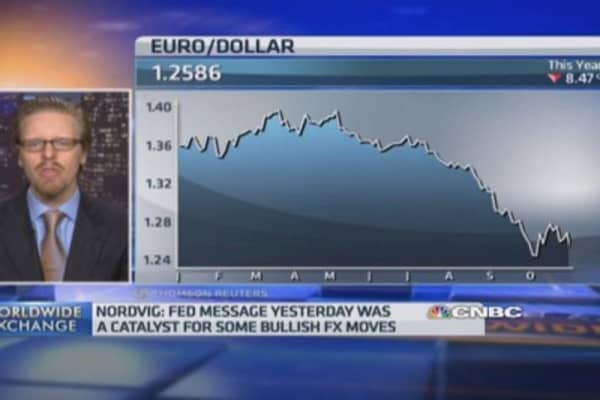 Fed's message was 'catalyst' for rally: expert