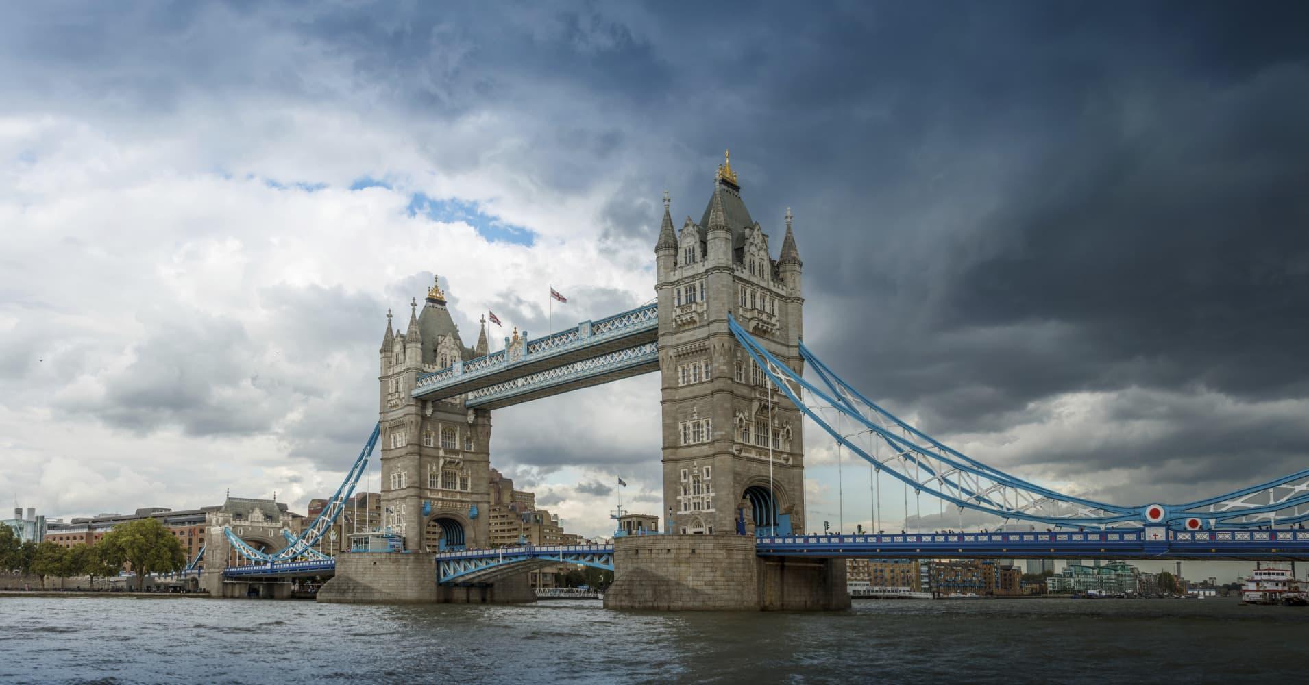 The UK's future economic storm just got worse