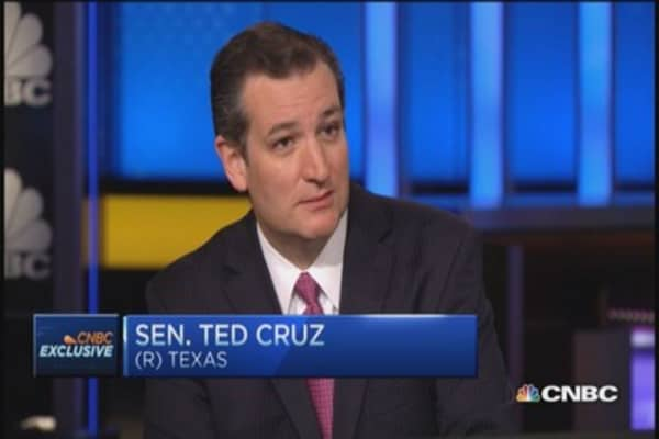 If GOP does this, Hillary will be next president: Sen Cruz