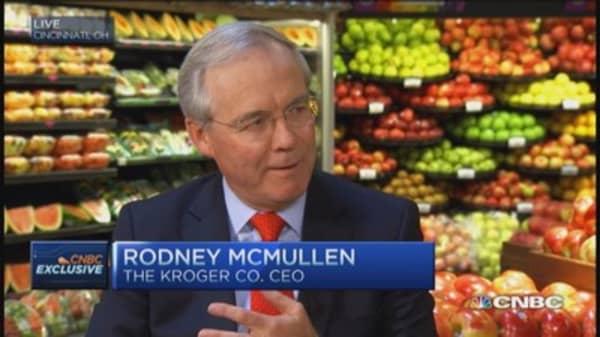 Kroger's $3 billion investment in pricing