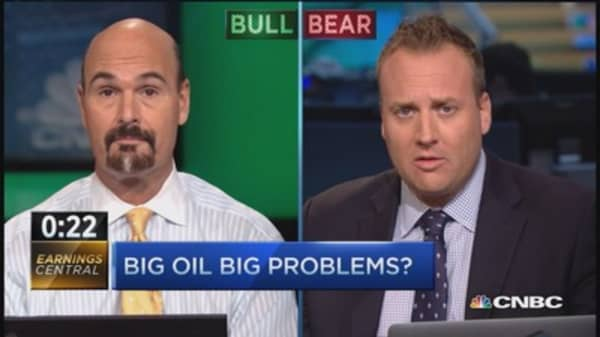 Big oil, big problems?