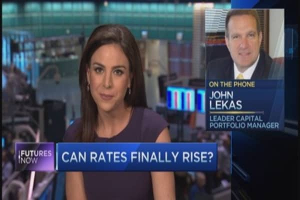 Billion-dollar bond manager: QE didn't matter