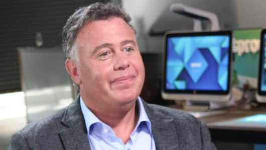 Dion Weisler, HP Inc. incoming CEO.