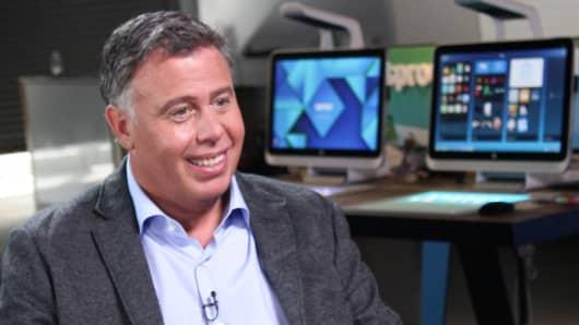 Dion Weisler, HP CEO
