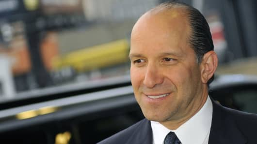 Howard Lutnick, chairman and chief executive officer of Cantor Fitzgerald