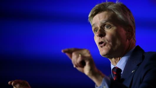 Bill Cassidy, republican candidate in 2014 for U.S. Senator from Louisiana.