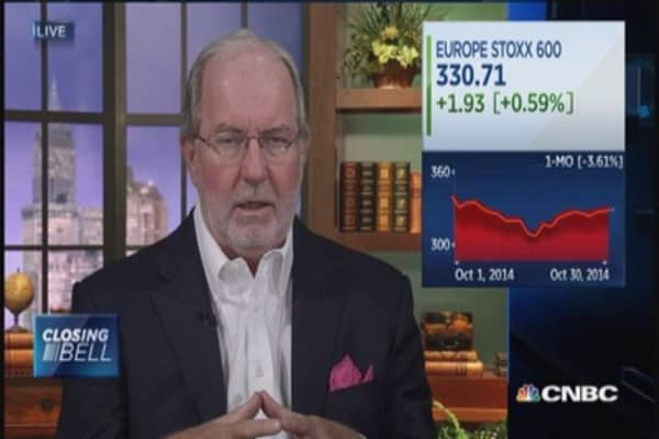 Gartman: Long European market, short euro