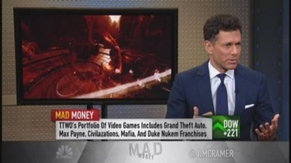 Take-Two CEO: Focused on accretion