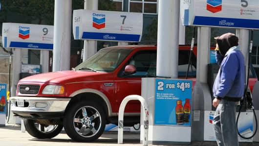 Chevron Shares Jump On Big Earnings Beat
